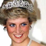 White Lillies For Princess Di
