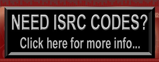 Do You Require An ISRC CODE